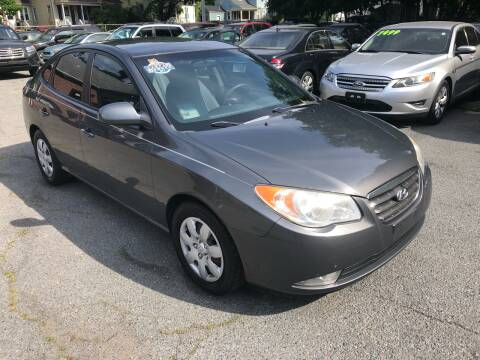 2008 Hyundai Elantra for sale at Emory Street Auto Sales and Service in Attleboro MA