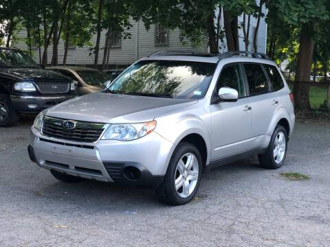 2010 Subaru Forester for sale at Emory Street Auto Sales and Service in Attleboro MA