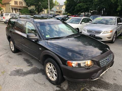 2004 Volvo XC70 for sale at Emory Street Auto Sales and Service in Attleboro MA