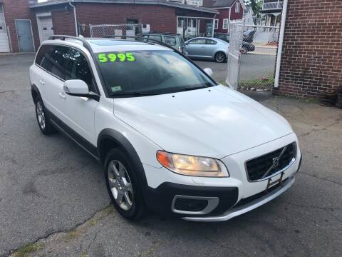 2008 Volvo XC70 for sale at Emory Street Auto Sales and Service in Attleboro MA