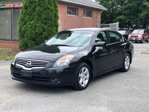 2009 Nissan Altima for sale at Emory Street Auto Sales and Service in Attleboro MA