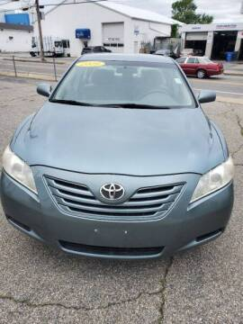2009 Toyota Camry for sale at Emory Street Auto Sales and Service in Attleboro MA