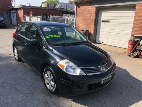 2009 Nissan Versa for sale at Emory Street Auto Sales and Service in Attleboro MA