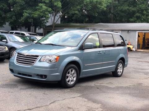 2010 Chrysler Town and Country for sale at Emory Street Auto Sales and Service in Attleboro MA