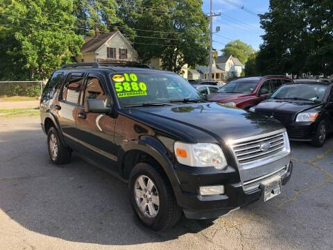 2010 Ford Explorer for sale at Emory Street Auto Sales and Service in Attleboro MA
