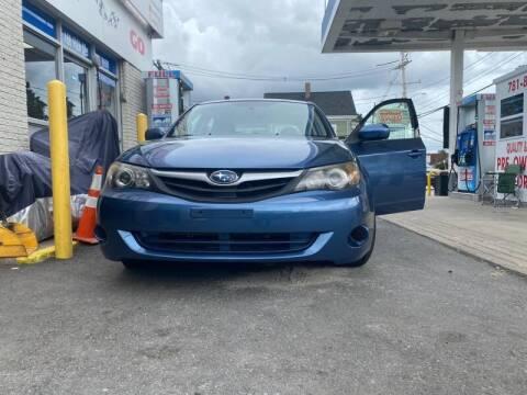 2010 Subaru Impreza for sale at Emory Street Auto Sales and Service in Attleboro MA