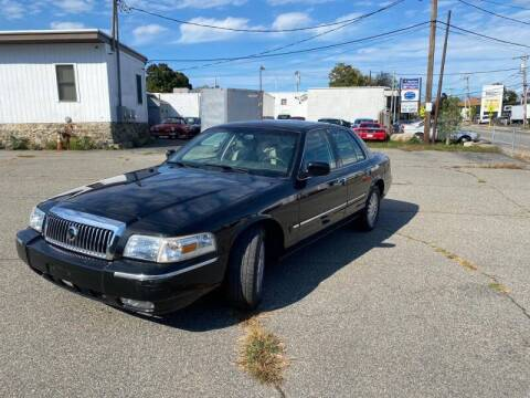 2008 Mercury Grand Marquis for sale at Emory Street Auto Sales and Service in Attleboro MA