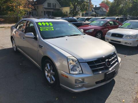 2006 Cadillac STS for sale at Emory Street Auto Sales and Service in Attleboro MA