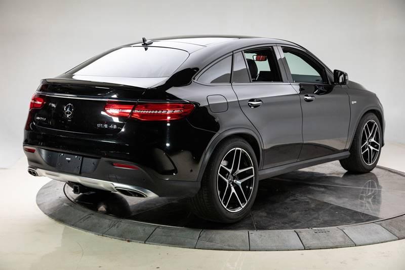 2018 Mercedes-Benz GLE 5