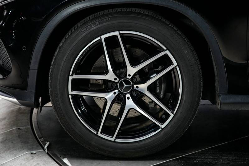 2018 Mercedes-Benz GLE 8