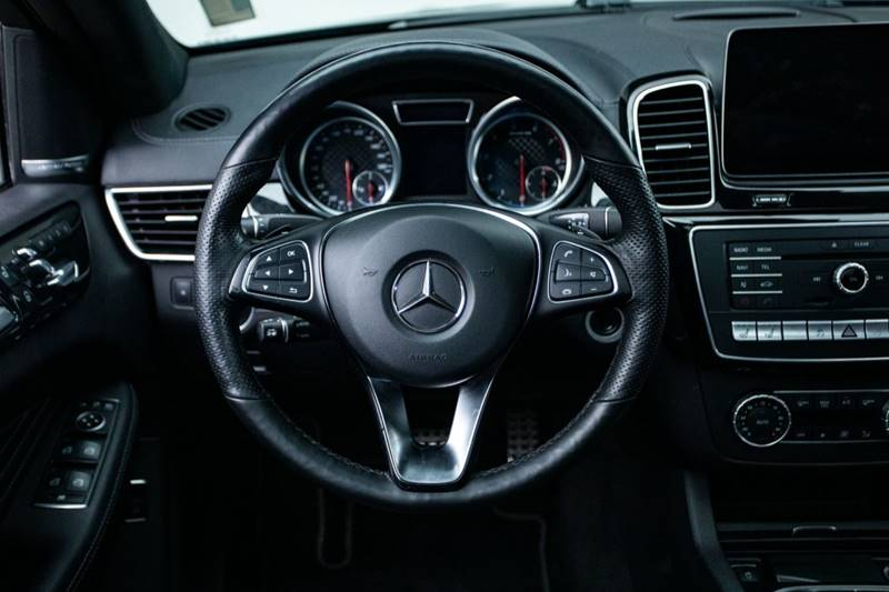 2018 Mercedes-Benz GLE 12