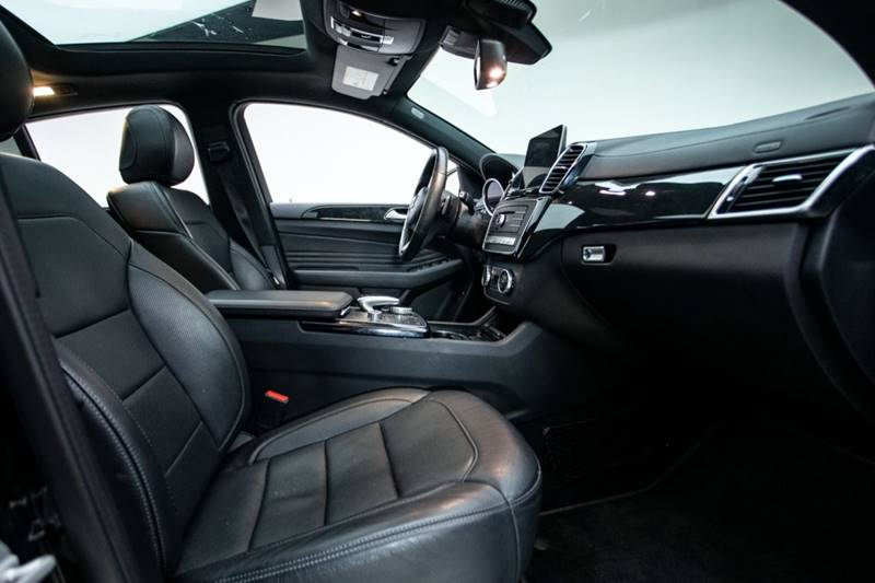 2018 Mercedes-Benz GLE 14
