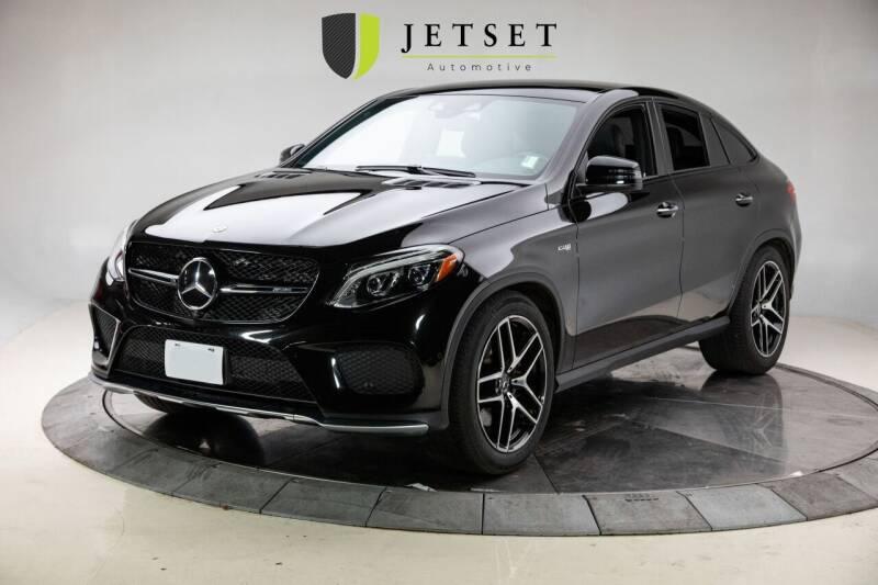 2018 Mercedes-Benz GLE 1