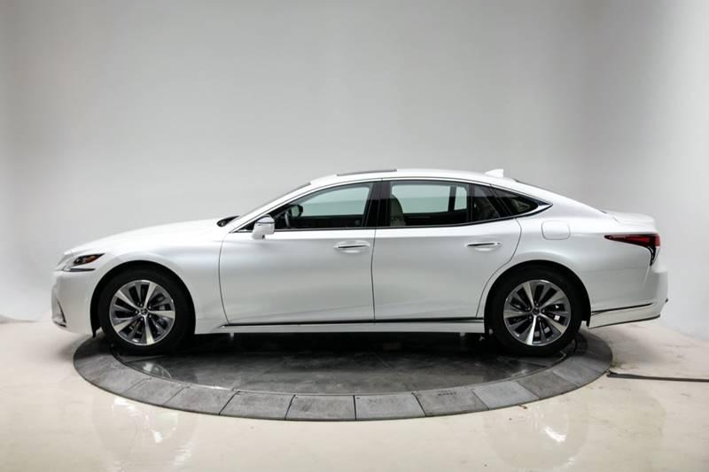2018 Lexus LS 500 2