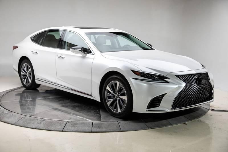 2018 Lexus LS 500 5