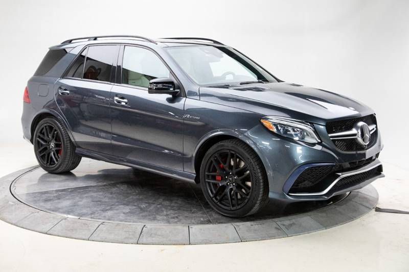 2016 Mercedes-Benz GLE 4