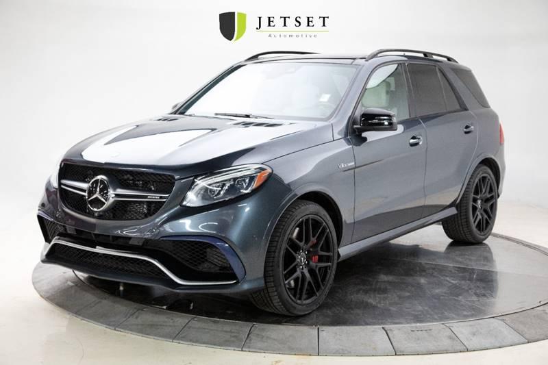 2016 Mercedes-Benz GLE 1