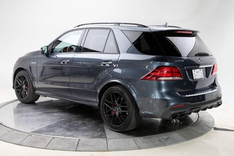 2016 Mercedes-Benz GLE 5