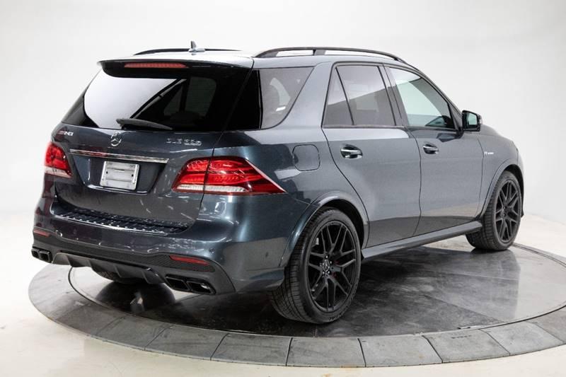2016 Mercedes-Benz GLE 6