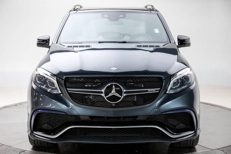 2016 Mercedes-Benz GLE 7
