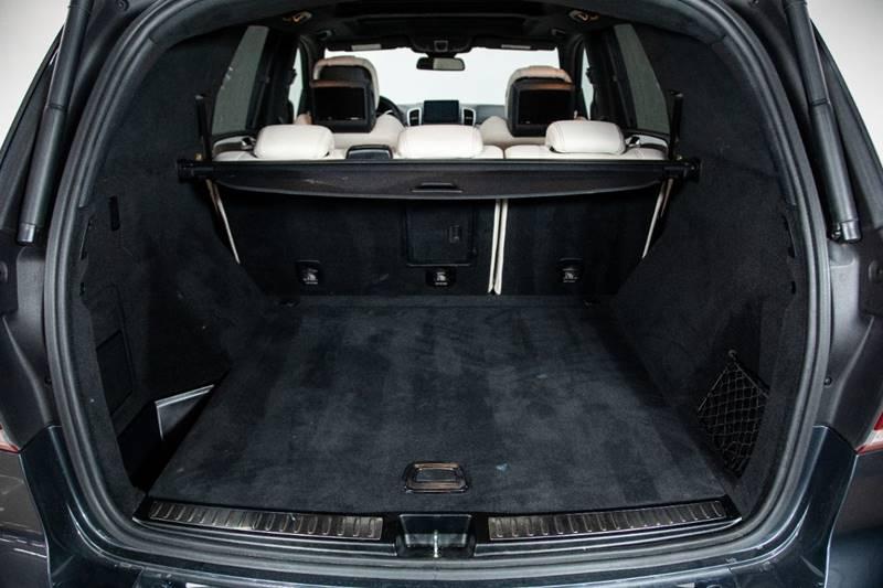 2016 Mercedes-Benz GLE 23