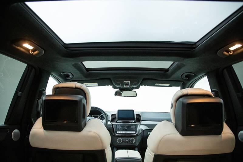 2016 Mercedes-Benz GLE 16