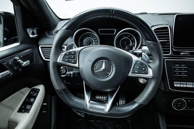2016 Mercedes-Benz GLE 14