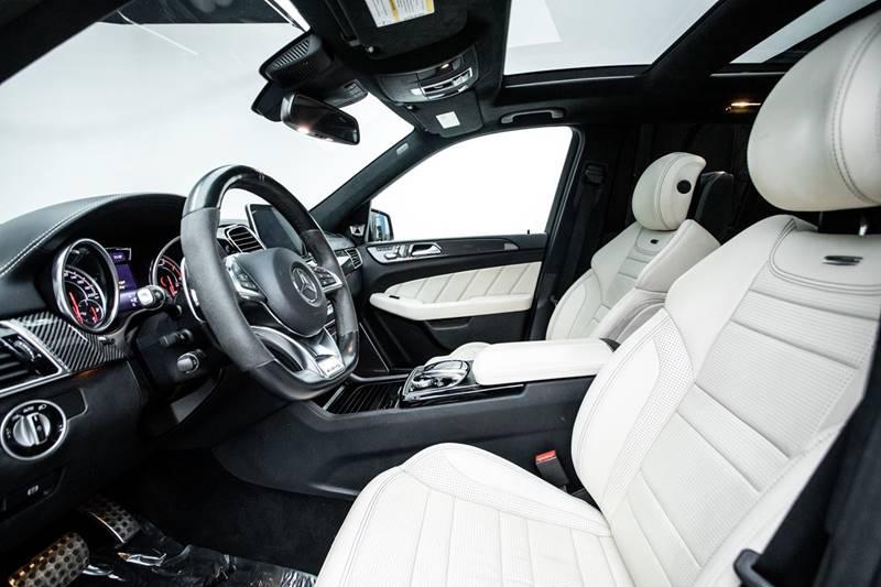 2016 Mercedes-Benz GLE 12