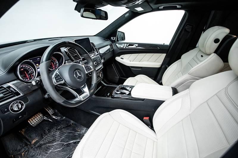 2016 Mercedes-Benz GLE 11