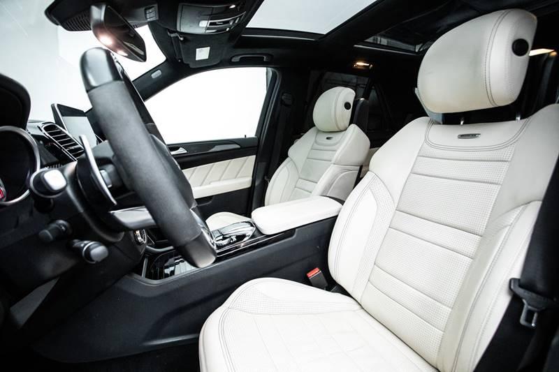 2016 Mercedes-Benz GLE 10