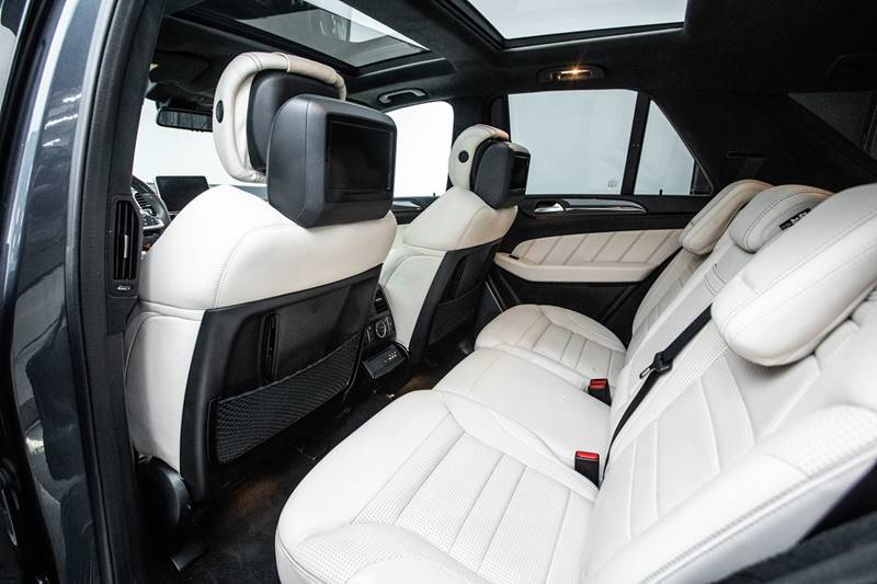 2016 Mercedes-Benz GLE 15