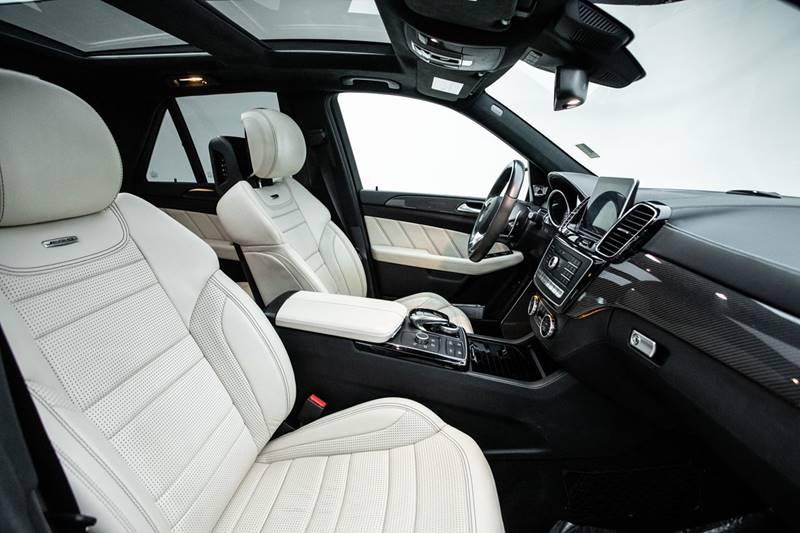 2016 Mercedes-Benz GLE 17