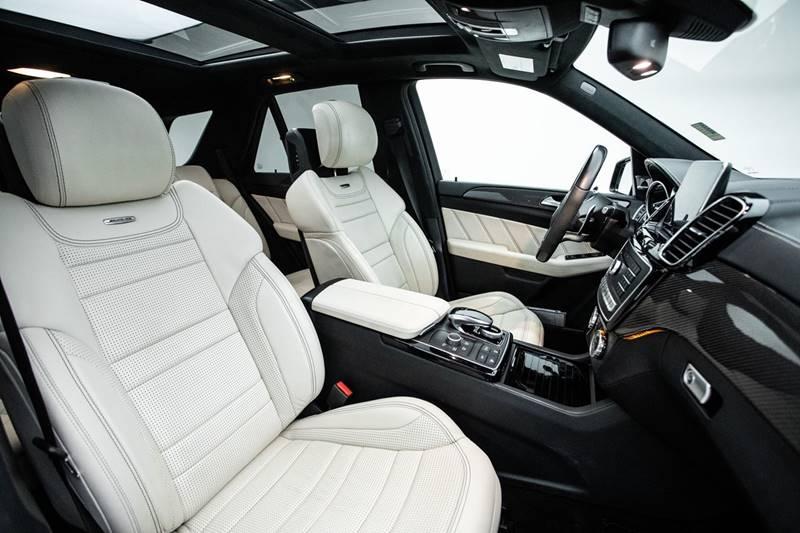 2016 Mercedes-Benz GLE 18