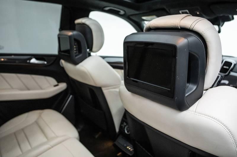 2016 Mercedes-Benz GLE 20