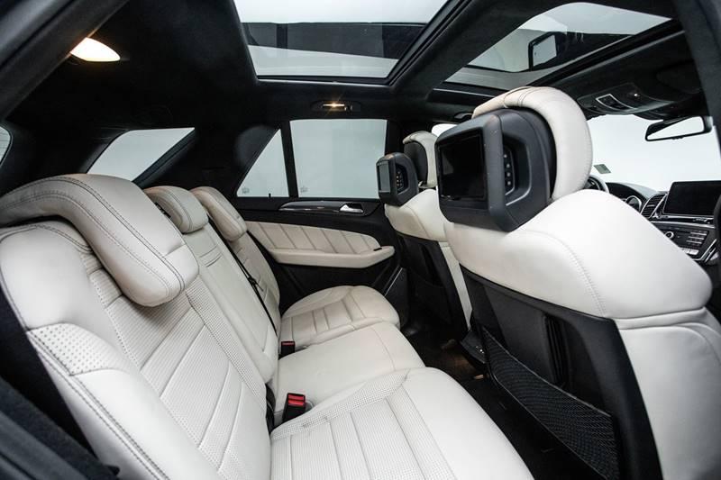 2016 Mercedes-Benz GLE 19