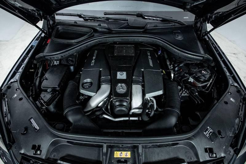 2016 Mercedes-Benz GLE 22