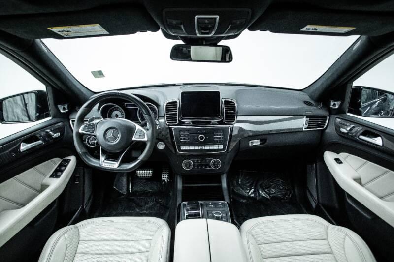 2016 Mercedes-Benz GLE 13