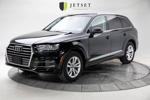 2019 Audi Q7 3.0T quattro SE Premium Plus for sale at Jetset Automotive in Cedar Rapids IA