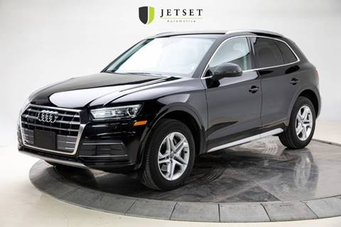 2019 Audi Q5 2.0T quattro Premium for sale at Jetset Automotive in Cedar Rapids IA