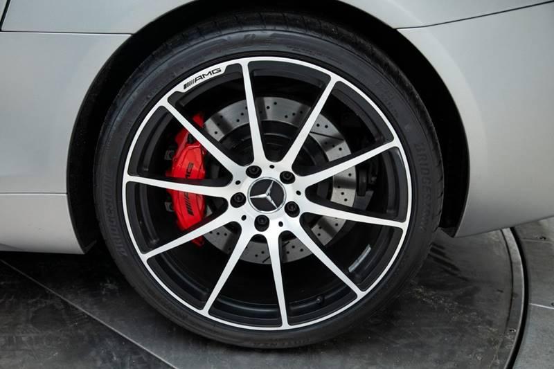 2013 Mercedes-Benz SLS AMG 9