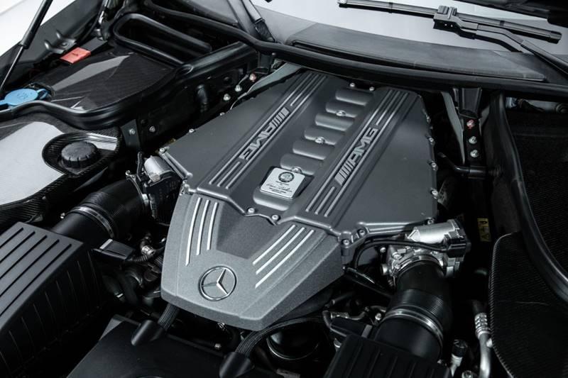 2013 Mercedes-Benz SLS AMG 25