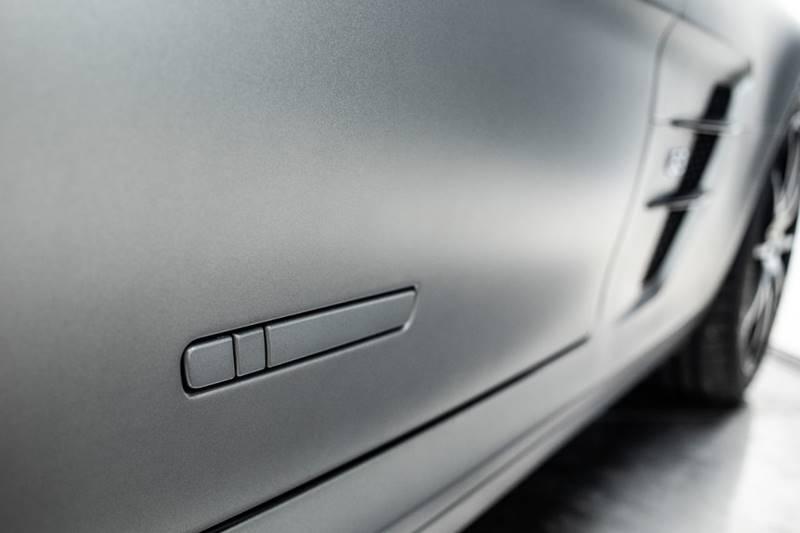2013 Mercedes-Benz SLS AMG 36