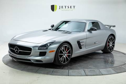 2013 Mercedes-Benz SLS AMG GT for sale at Jetset Automotive in Cedar Rapids IA