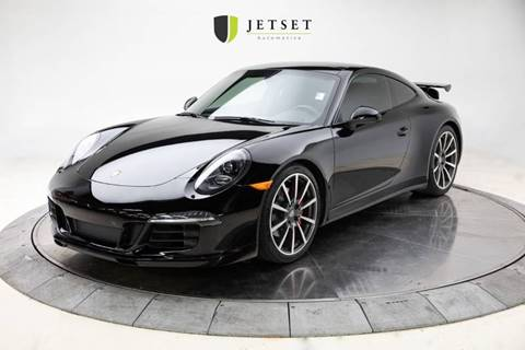 2016 Porsche 911 Carrera 4S for sale at Jetset Automotive in Cedar Rapids IA