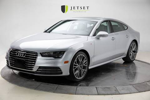 2016 Audi A7 3.0T quattro Premium Plus for sale at Jetset Automotive in Cedar Rapids IA