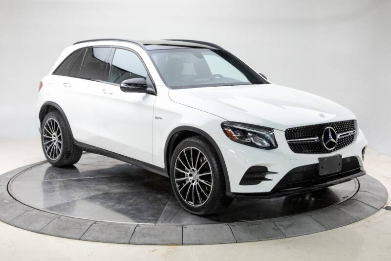 2018 Mercedes-Benz GLC 4