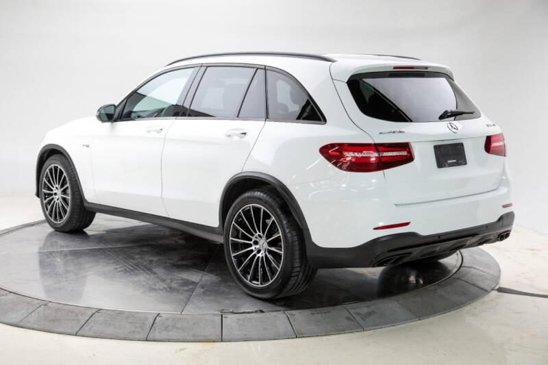 2018 Mercedes-Benz GLC 5