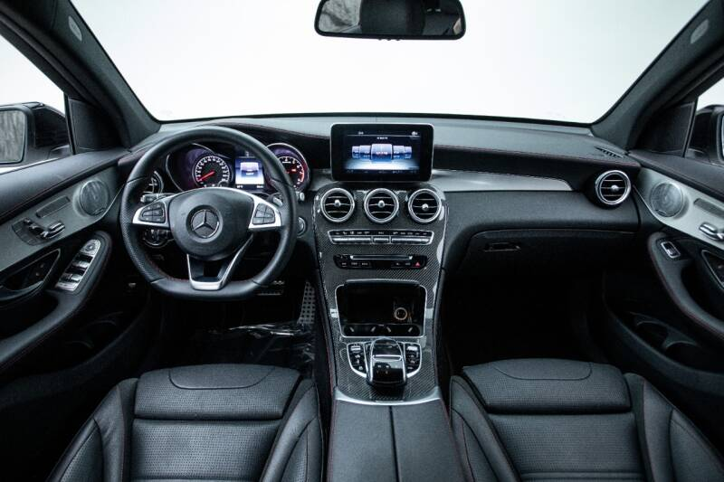 2018 Mercedes-Benz GLC 13