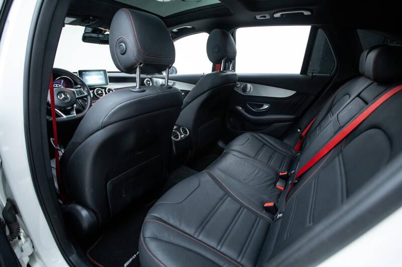 2018 Mercedes-Benz GLC 14