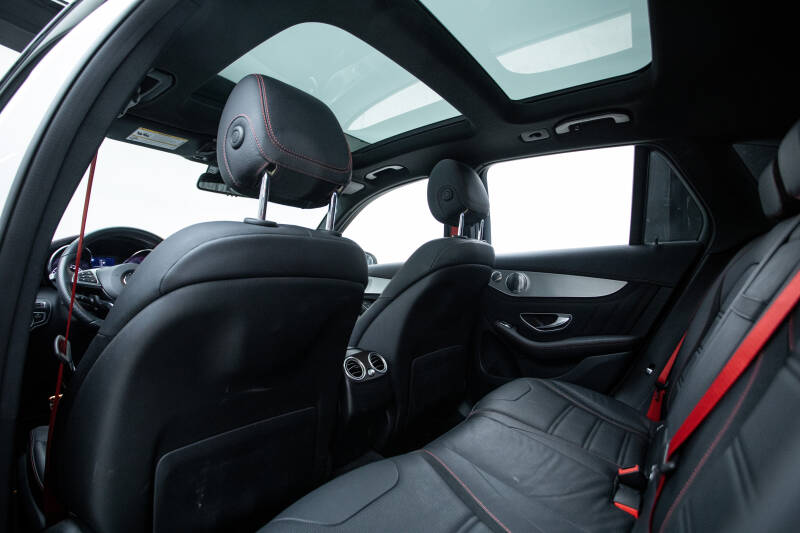 2018 Mercedes-Benz GLC 15